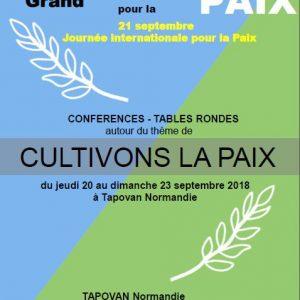 Grand Festival pour la Paix
