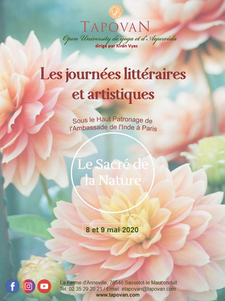 ANNULE – Journées littéraires et artistiques 2020