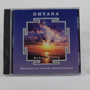 CD Dhyana de Mohan Mistry