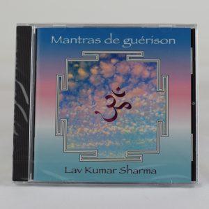 Mantras de guérison de Lav Sharma