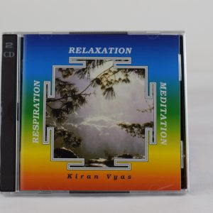 CD RESPIRATION RELAXATION MEDITATION