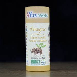 Fenugrec – 60 gélules végétales